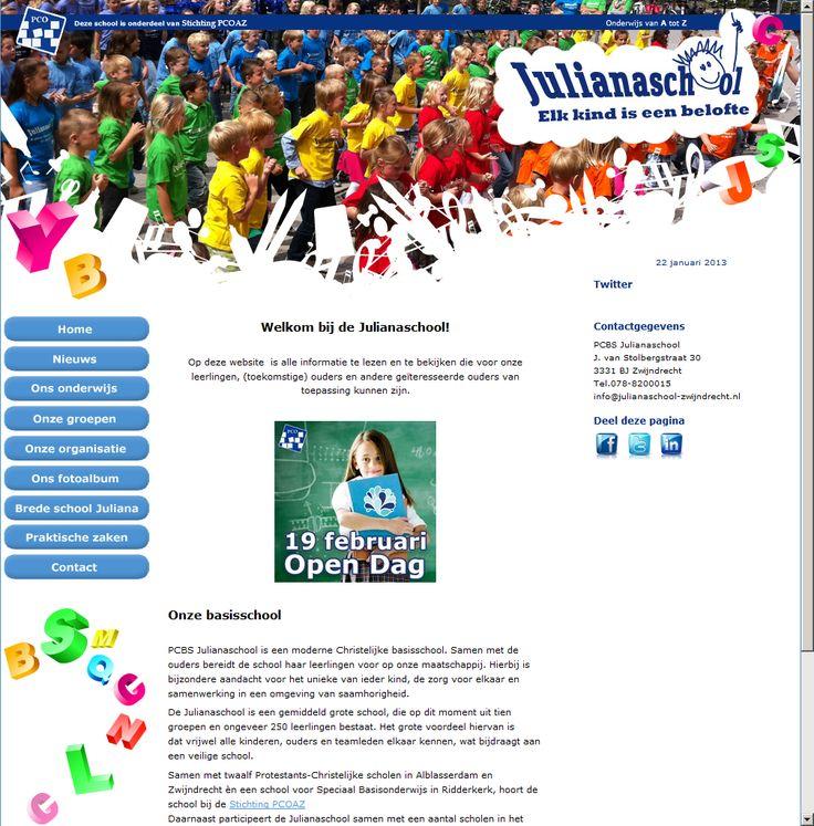 PCBS Julianaschool - Zwijndrecht
