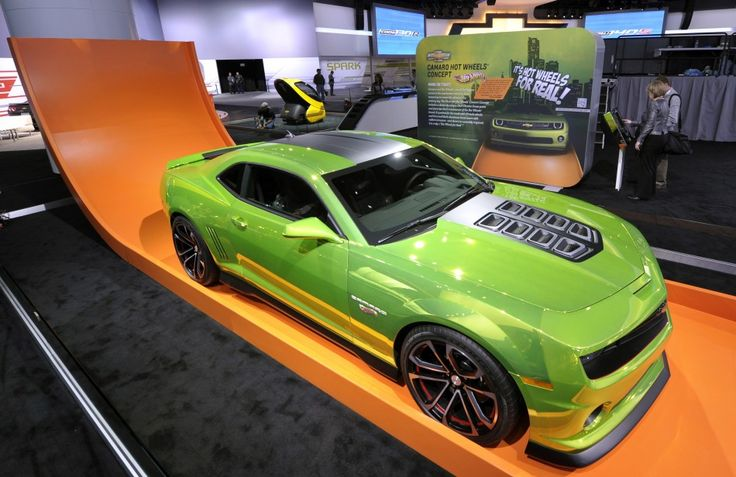 Detroit Auto Show 2012 [PHOTOS] - International Business Times