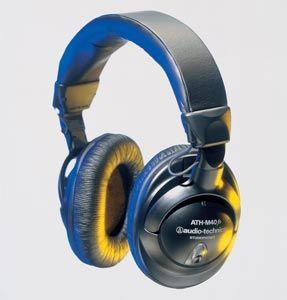 ATH-M40fs Precision Studiophones Disclosure: Affiliate Link