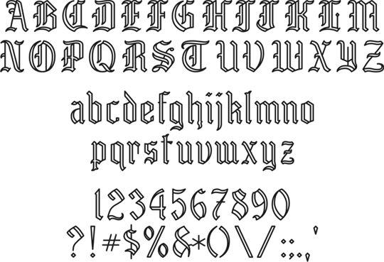 Harry potter alphabet stencil google search designs