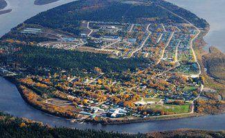 Moose Factory Ontario - Ontario Canada Travel Guide