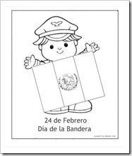 Dibujos Para Colorear 5 De Febrero Salón