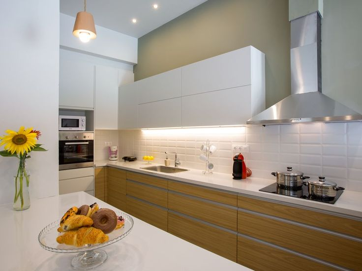 Sfakia villa rental - The kitchen is totally functional and fully equipped!