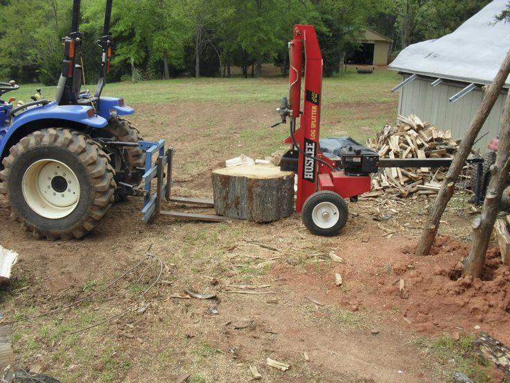 This thing is great. Huskee 22Ton Log Splitter.
