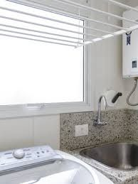 area de servico pequena | Stinky Towels? | Smelly Laundry?| http://WasherFan.com | Permanently Eliminate or Prevent Washer & Laundry Odor with Washer Fan™ Breeze™ |#Laundry #WasherOdor#SWS