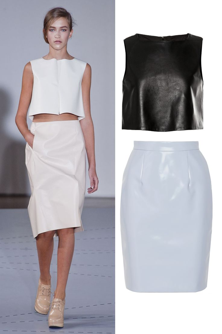 Valetine's Day outfit ideas inspired by the runway.