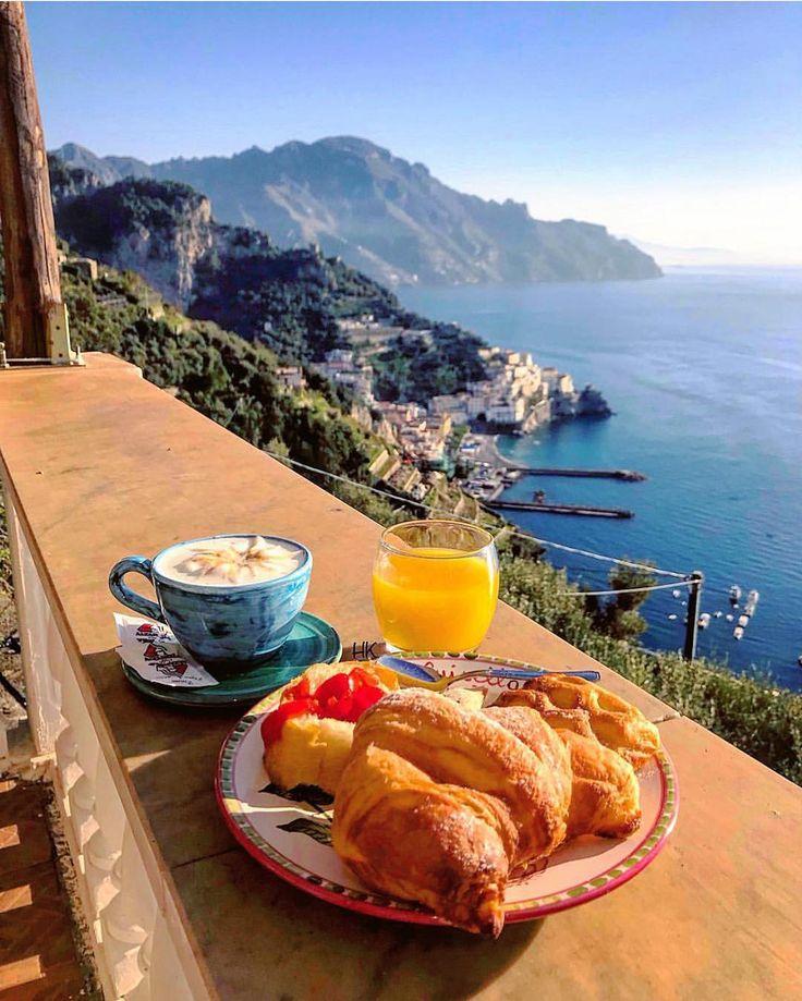 земле доброе утро картинки с видом на море массаж кофейным