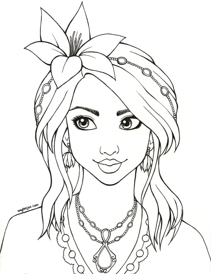 Sheena ColouringPage Coloring