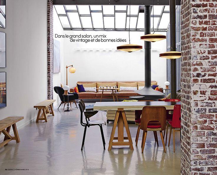 9 best Y vivre images on Pinterest | Loft, Ea and Loft apartments