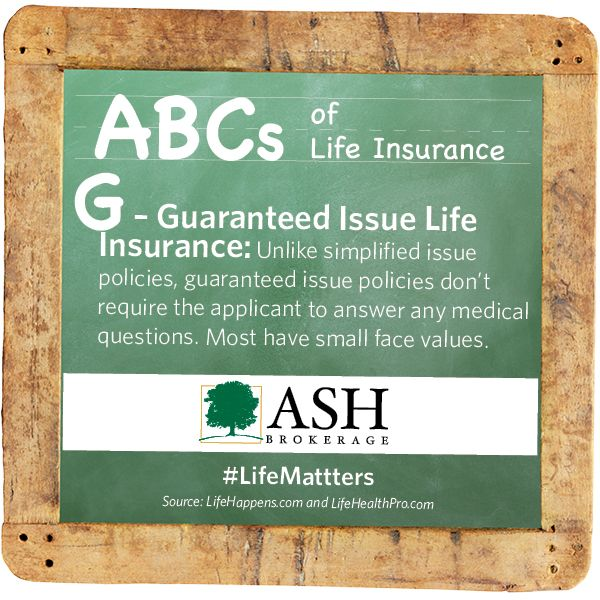 Life Insurance Quote Questionnaire: 17 Best Ideas About Guaranteed Issue Life Insurance On