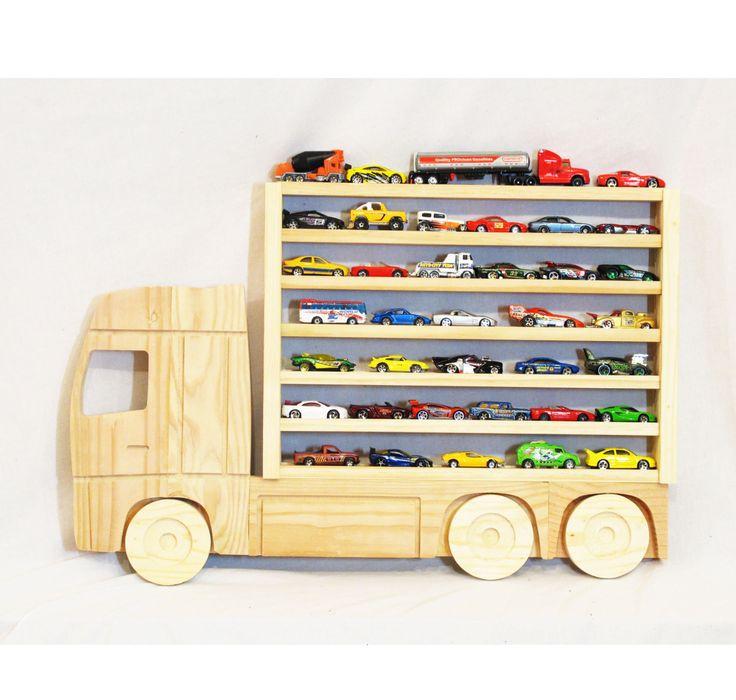 Toy Car Holder Truck : Best wooden truck ideas on pinterest toy
