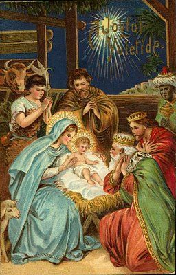 The Holy Birth...the true meaning of christmas.