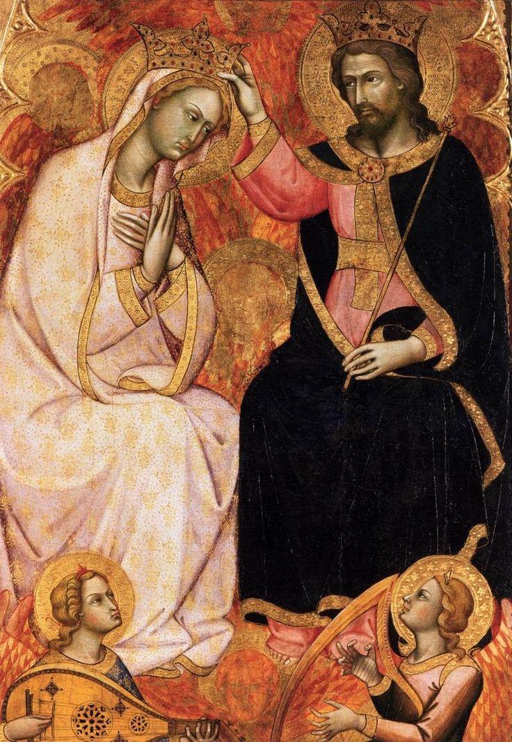 Andrea di Bartolo, Coronation of the Virgin