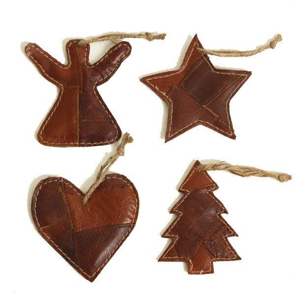 Cowboy Christmas Ornaments