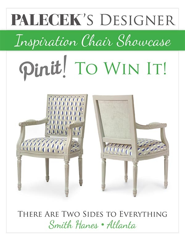 REPIN and VOTE to #win this PALECEK Designer Inspiration Chair featured by @Beth ~Unskinny Boppy~: http://unskinnyboppy.com/2013/04/there-are-two-sides-to-everything-palecek-chair-contest-and-giveaway/