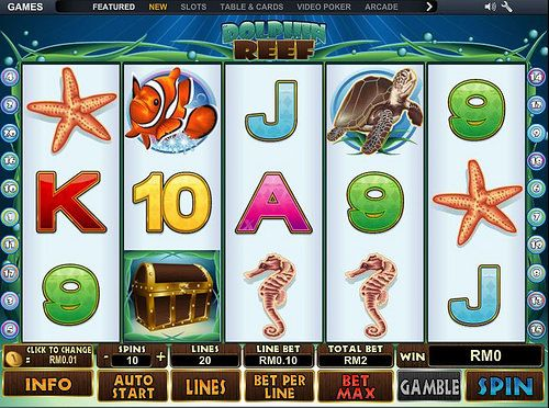 online casino promotion malaysia