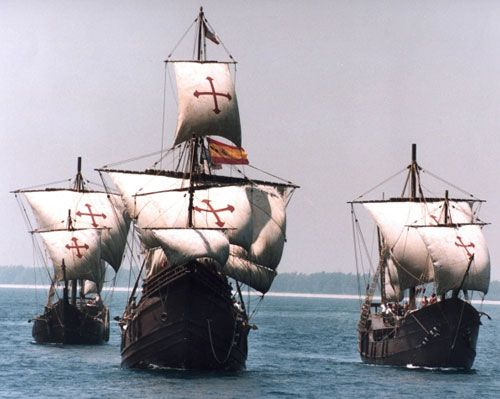 Columbus Day   Lessons, Activities, and Other Resources Present a Range Of Opinions on Christopher Columbus