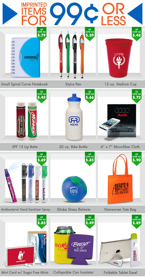 Best 25+ Cheap promotional items ideas on Pinterest ...
