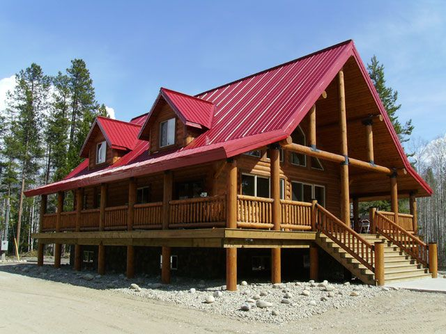 Big Horn. Spectacular structure, call us today for more information! 250-566-8483