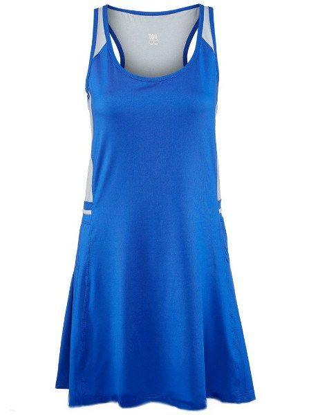 Tail Saint Tropez Dress with Pleats Saint Tropez/Heather TD2298-3081