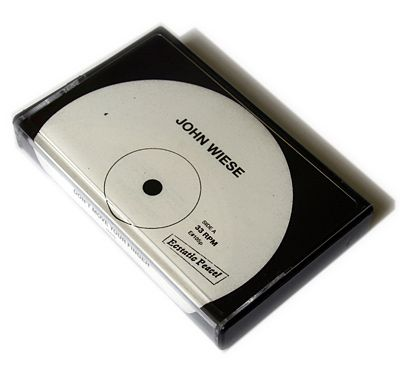 John Wiese - Don't Move Your Finger (tape, Ecstatic Peace!, 2008)