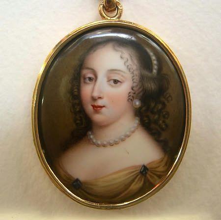 Ninon de Lenclos (Paris, 1623 - 1705)
