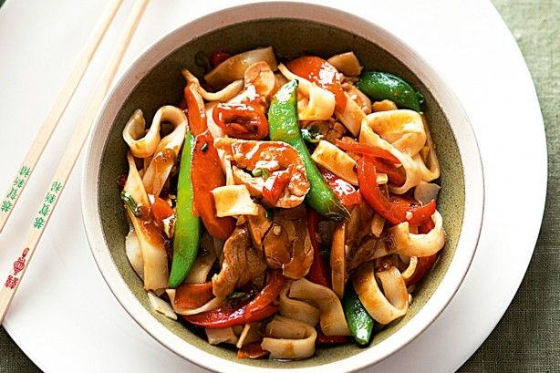 Cook up a taste meal with this Chinese stir-fry.