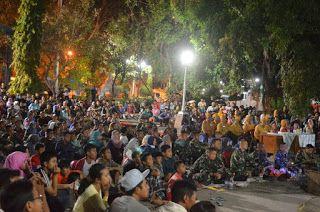 BSMI Kota Pasuruan Nonton Bersama Film Pengkhianatan G 30 S-PKI