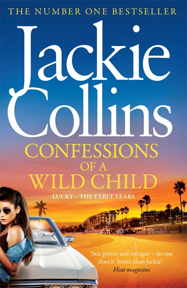 Jackie Collins Joins The Book Circle And She Is Inspiring