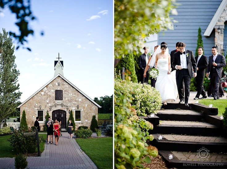Vinelands Estate Winery & Niagara on the Lake wedding