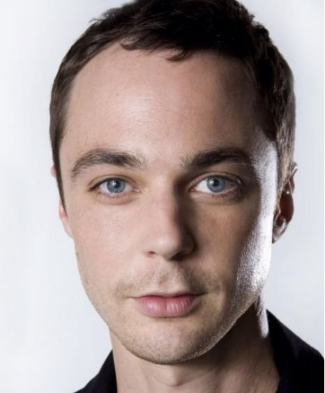 Jim Parsons (Plays Sheldon Cooper on The Big Bang Theory) at forty years of age.