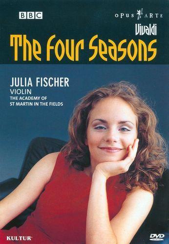 Julia Fischer: The Four Seasons [DVD] [2002]
