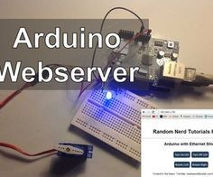 Arduino Webserver Control Lights, Relays, Servos, etc... Check out http://arduinohq.com for cool new arduino stuff!