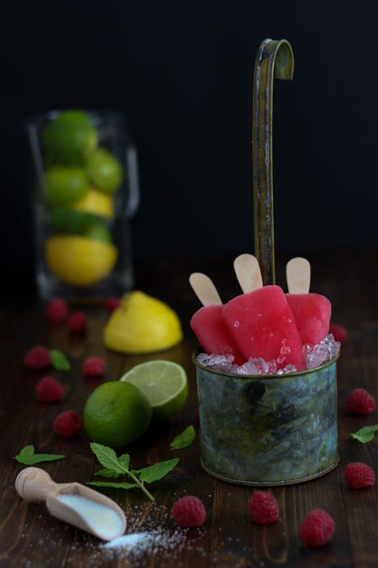 Polos limonada rosa 8