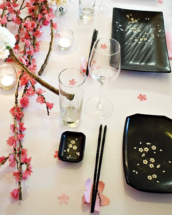 Planning Your Japanese Theme Wedding. #weddings #themes #japanese