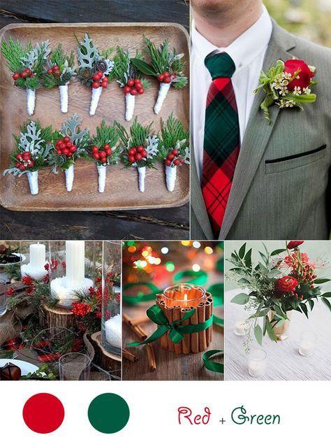 2015 Hot Winter Wedding Color Ideas And Invitations -InvitesWeddings.com