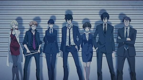 I frickin adore Psycho-Pass...not my personal favorite but it was great ~Button