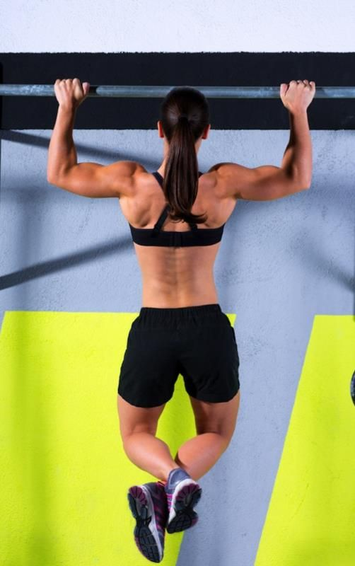 Need help mastering the pull-up? Here's a helpful guide!