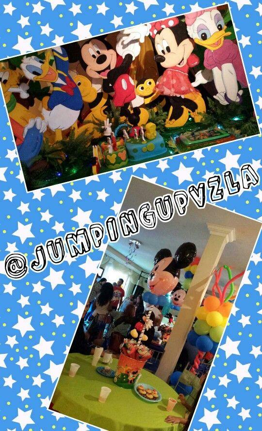 #venezuela #cupcakes#cakes #jumpingup #disney #mickeymouse #aragua #parry #ballons #partymickeymouse #disneyjunior.#disneychanel #playhousedisney #mickey #unlugardefulldiversion