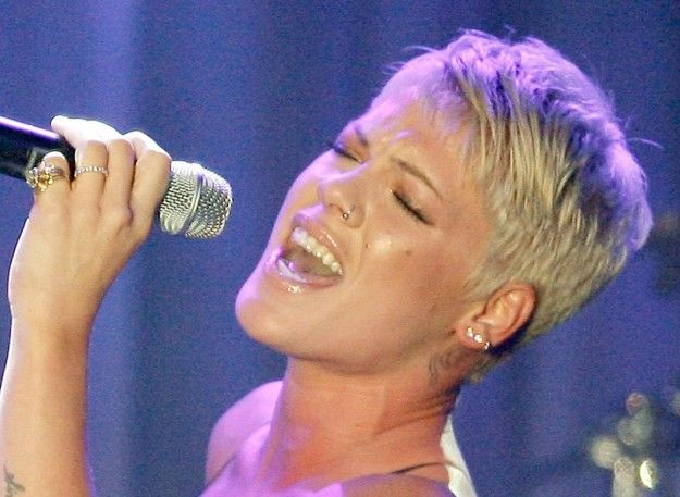 Pink, cantante pop americana