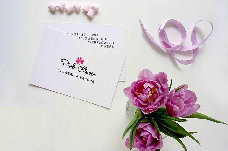Pink Clover - flowers & decore