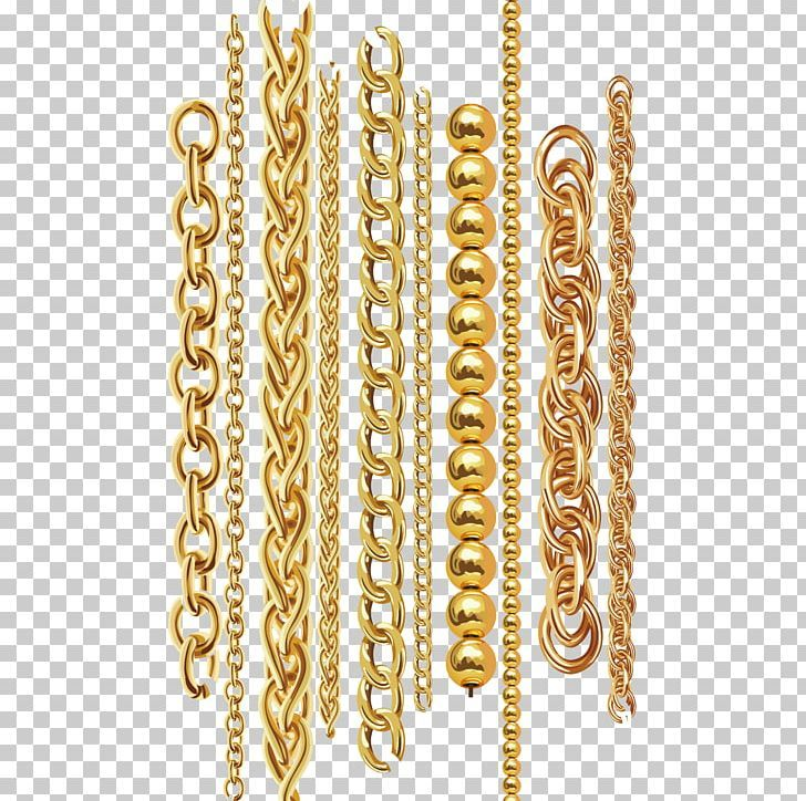 Chain Gold Necklace Metal Png Body Jewelry Chain Circle Diagram Euclidean Vector In 2021 Metal Necklaces Circle Diagram Coin Icon