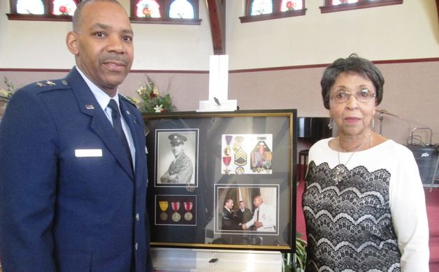 Lincoln University honors a World War II hero | Chester County Press