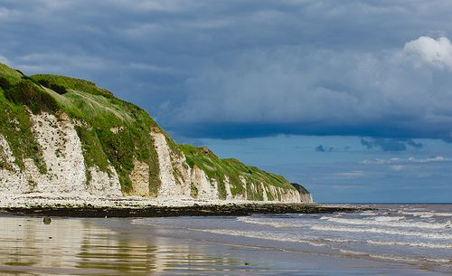 Dane's Dyke, Bridlington, East Yorkshire - only a few miles from Brid, but feels a world away