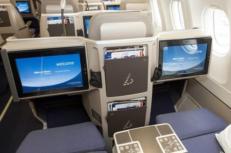 Brussels Airways New Business Class Aviation Stuff (My