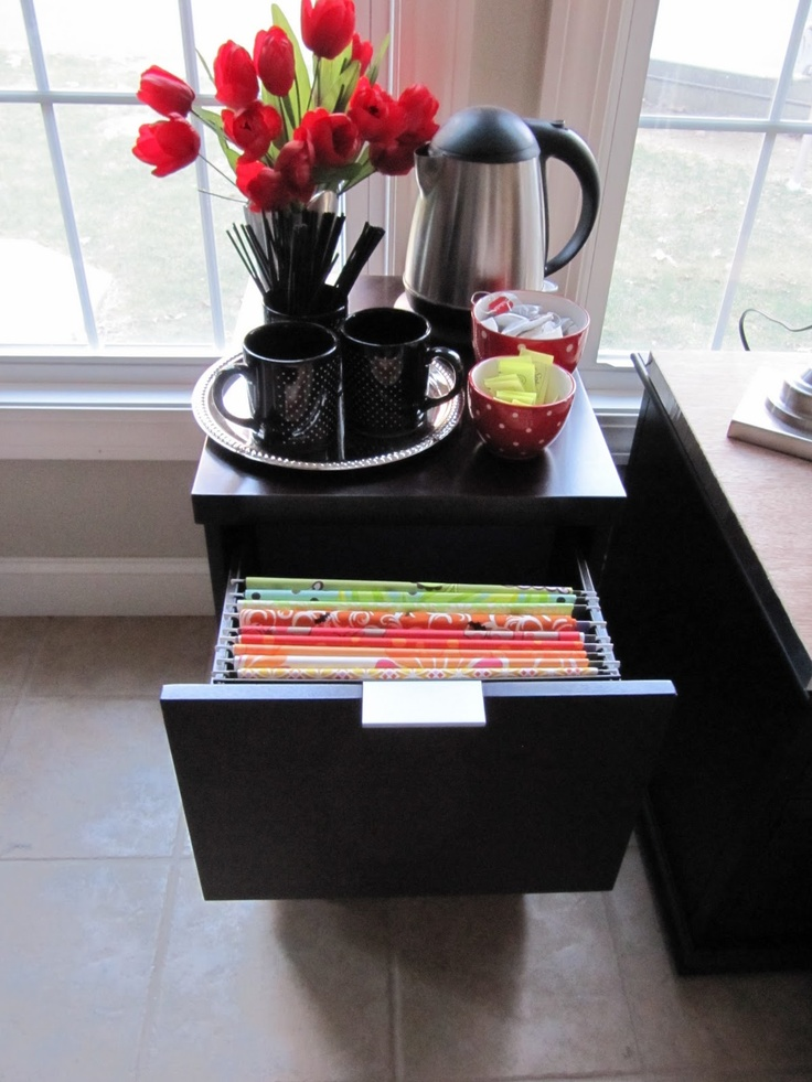 Sew Many Ways...: Tool Time Tuesday...File Your Fabric (Great Idea!!)