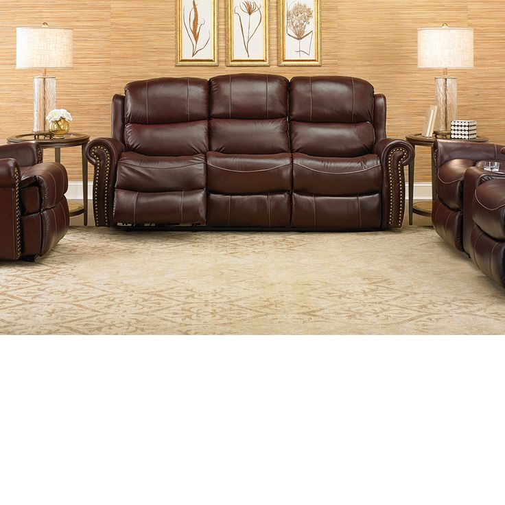 The Dump Furniture Dual Okin Power Reclining Sofa Love