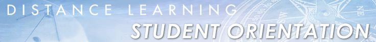 Old Dominion University: Distance Learning: Online Student Orientation