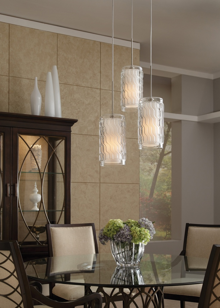 Liza Grande Pendant By Tech Lighting Is Classically Modern. Ideal For Dining  Room Lighting.