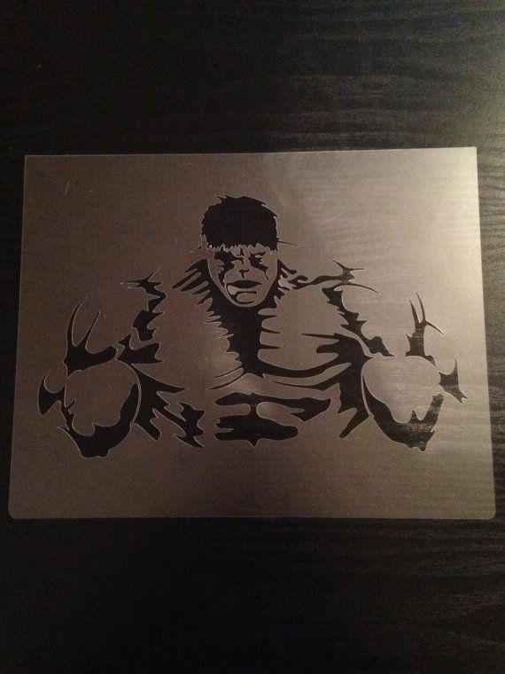 Hulk#1 Stencil 5mil (Buy 2 Get 1 Free! Mix & Match)